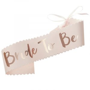 sash voor bachelorette party