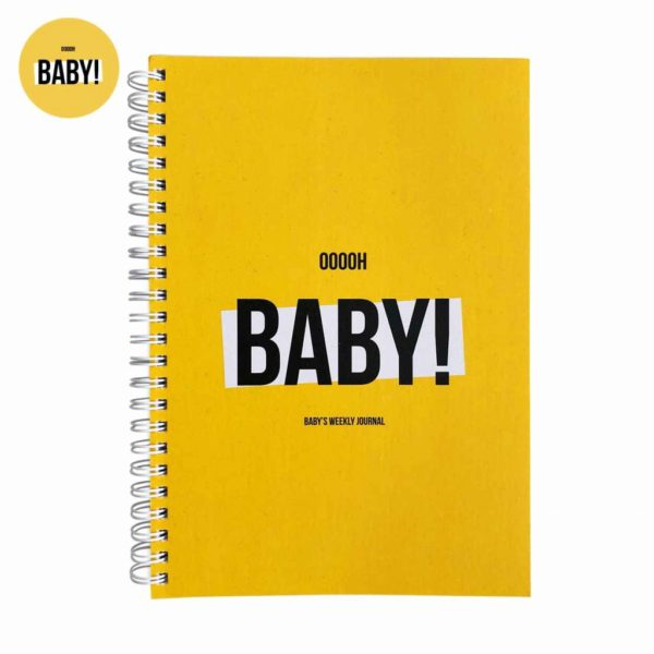 oh baby journal